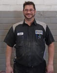 Sam Walker Working as Lube Tech at Shore Motor Company