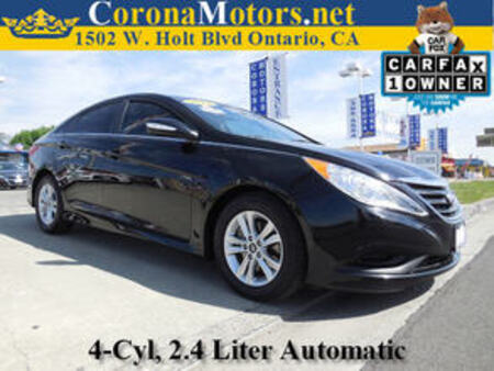 2014 Hyundai Sonata GLS for Sale  - 11222  - Corona Motors