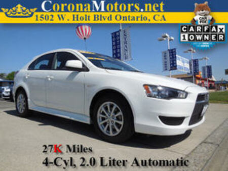 2013 Mitsubishi Lancer Sportback ES for Sale  - 10903  - Corona Motors