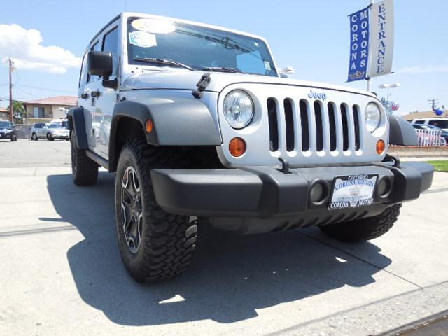 2007 Jeep Wrangler  - Corona Motors