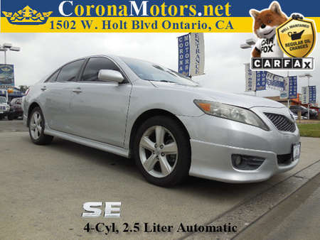 2011 Toyota Camry SE for Sale  - 11804  - Corona Motors