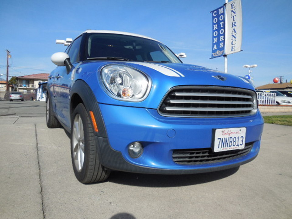 2012 Mini Cooper Countryman  - Corona Motors