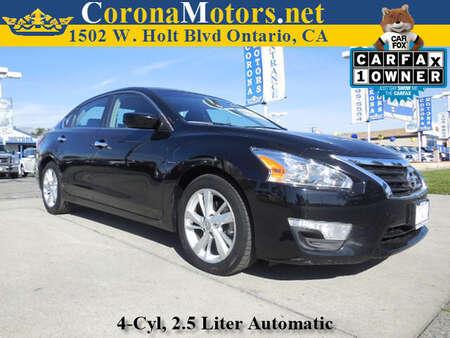 2013 Nissan Altima 2.5 SV for Sale  - Altima64  - Corona Motors