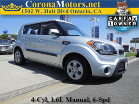 2013 Kia Soul Base for Sale  - 11428  - Corona Motors