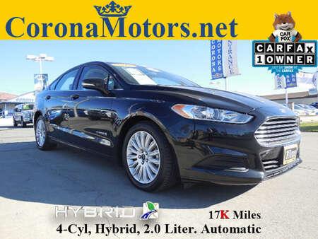 2015 Ford Fusion SE Hybrid for Sale  - 9227C  - Corona Motors