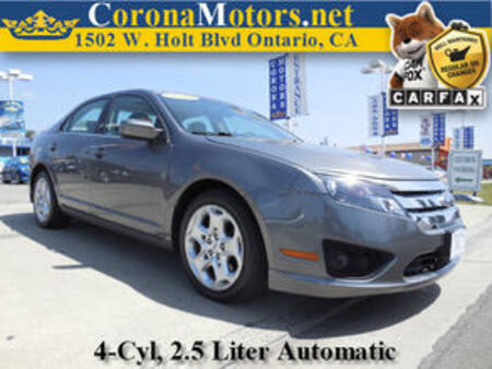 2010 Ford Fusion SE for Sale  - 11274  - Corona Motors