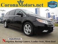 2011 Honda Odyssey Tour