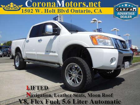 2008 Nissan Titan LE for Sale  - 11789  - Corona Motors