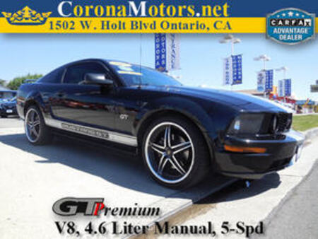 2007 Ford Mustang GT Premium for Sale  - 11242  - Corona Motors