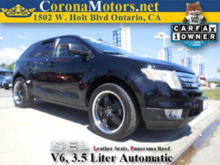 2007 Ford Edge SEL PLUS for Sale  - 11259  - Corona Motors