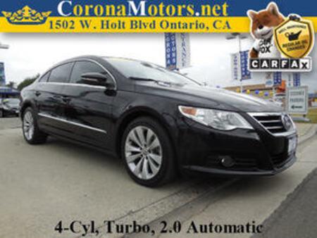 2010 Volkswagen CC Sport for Sale  - 11302  - Corona Motors