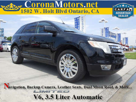 2008 Ford Edge Limited for Sale  - 11758  - Corona Motors