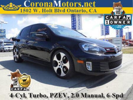 2011 Volkswagen GTI PZEV for Sale  - 11298  - Corona Motors