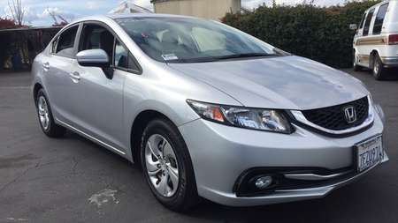 2014 Honda Civic Sedan LX for Sale  - 11956  - Corona Motors