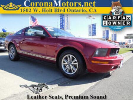 2005 Ford Mustang Premium for Sale  - 11446  - Corona Motors