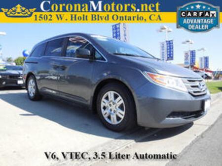 2011 Honda Odyssey LX for Sale  - 11469  - Corona Motors