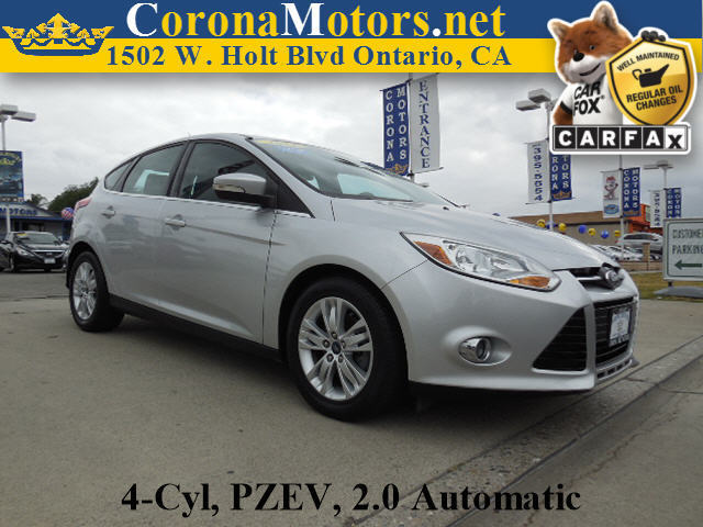 2012 Ford Focus  - Corona Motors