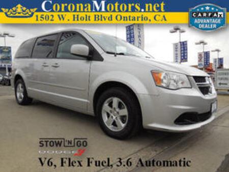 2012 Dodge Grand Caravan SXT for Sale  - 11306  - Corona Motors