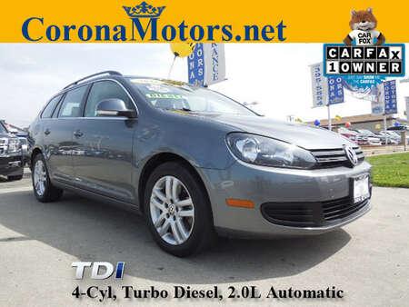 2012 Volkswagen Jetta SportWagen TDI for Sale  - 12006  - Corona Motors