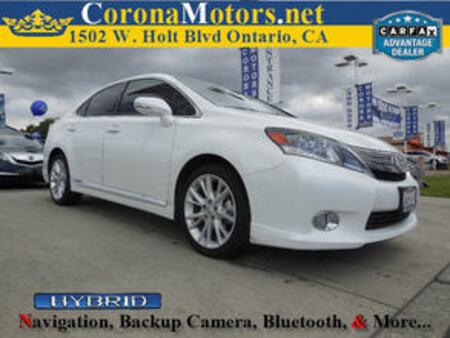2010 Lexus HS 250h Premium for Sale  - 11675  - Corona Motors