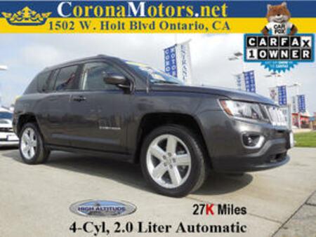 2014 Jeep Compass High Altitude for Sale  - 11532  - Corona Motors