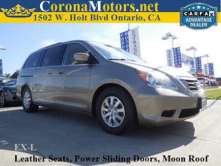 2010 Honda Odyssey EX-L for Sale  - 11684  - Corona Motors