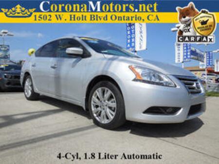 2013 Nissan Sentra SL for Sale  - 11642  - Corona Motors