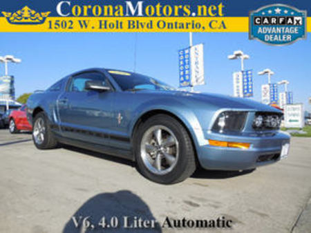 2006 Ford Mustang Deluxe for Sale  - 11498  - Corona Motors