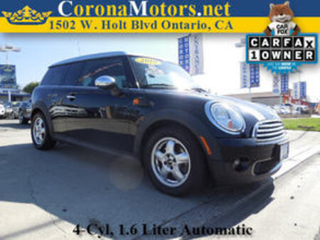 2010 Mini Cooper Clubman  for Sale  - 11380  - Corona Motors