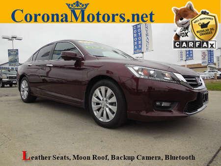 2014 Honda Accord Sedan EX-L for Sale  - 12059  - Corona Motors