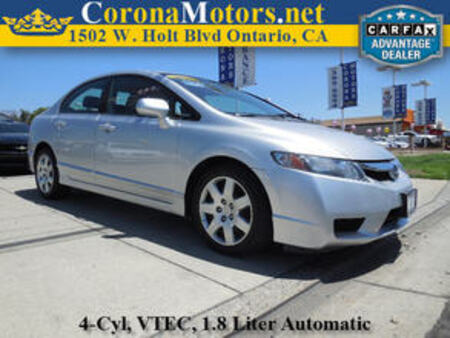 2011 Honda Civic LX for Sale  - 11337  - Corona Motors
