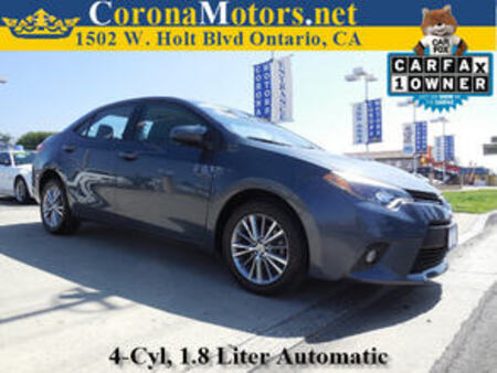 2014 Toyota Corolla LE for Sale  - 11363  - Corona Motors