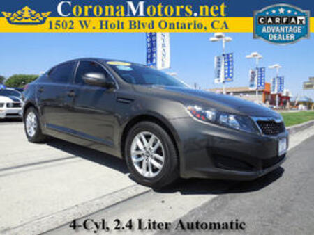 2011 Kia Optima LX for Sale  - 11373  - Corona Motors