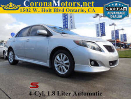 2010 Toyota Corolla S for Sale  - 11591  - Corona Motors
