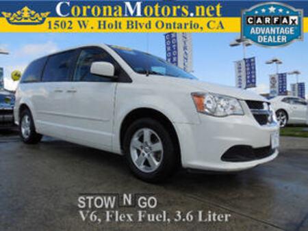 2012 Dodge Grand Caravan SXT for Sale  - 11588  - Corona Motors