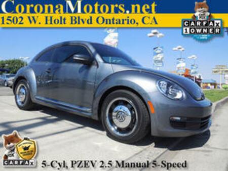 2012 Volkswagen Beetle 2.5L PZEV for Sale  - 11010  - Corona Motors