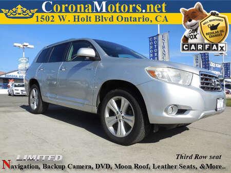 2010 Toyota Highlander Limited for Sale  - 11877  - Corona Motors