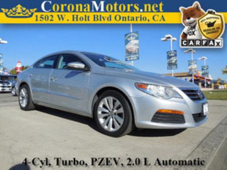 2011 Volkswagen CC Sport for Sale  - 11149  - Corona Motors