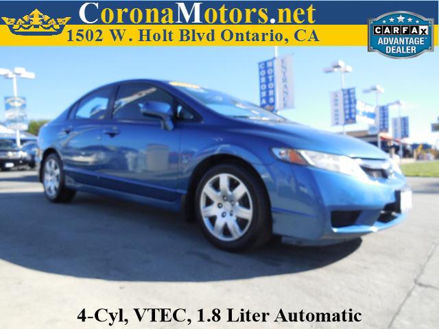 2011 Honda Civic  - Corona Motors