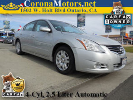 2012 Nissan Altima 2.5 for Sale  - 11162  - Corona Motors