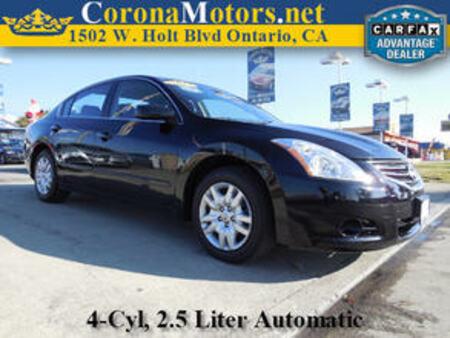 2012 Nissan Altima 2.5 S for Sale  - 11164  - Corona Motors