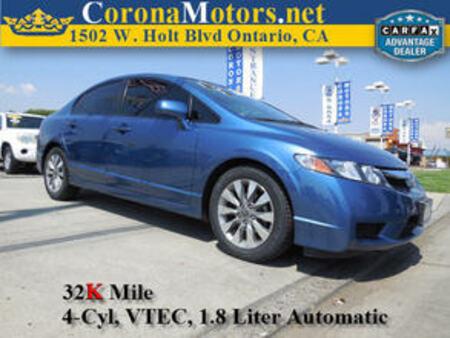2011 Honda Civic EX for Sale  - 11394  - Corona Motors