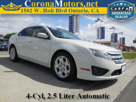 2011 Ford Fusion SE for Sale  - 11201  - Corona Motors