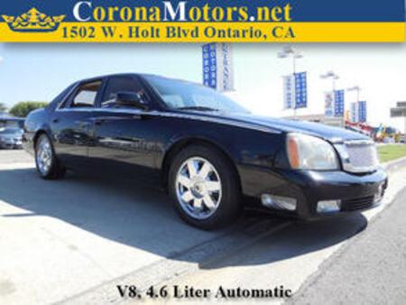 2004 Cadillac DeVille  for Sale  - 11283T  - Corona Motors