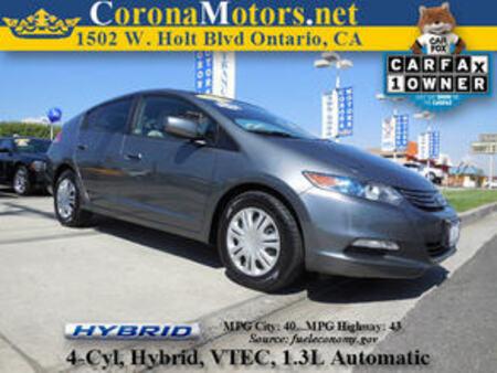 2011 Honda Insight LX for Sale  - 11414  - Corona Motors