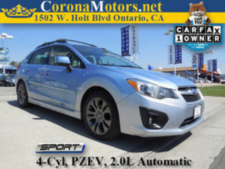 2012 Subaru Impreza Wagon 2.0i Sport Limited for Sale  - 11245  - Corona Motors
