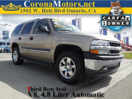 2005 Chevrolet Tahoe LS for Sale  - 11272  - Corona Motors