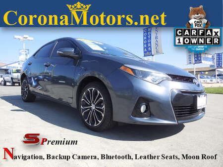 2014 Toyota Corolla S Premium for Sale  - 9155C  - Corona Motors