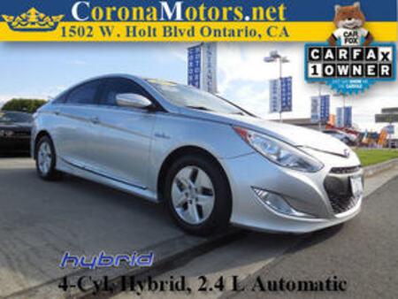 2011 Hyundai Sonata Hybrid for Sale  - 11458  - Corona Motors