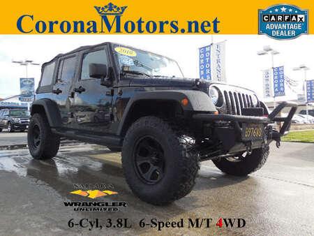2010 Jeep Wrangler Sahara for Sale  - 11998  - Corona Motors